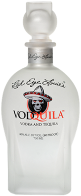 Vodquila Vodka and Tequila