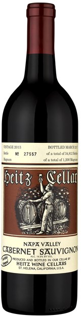 Heitz Cellar Martha's Vineyard Cabernet Sauvignon 2013