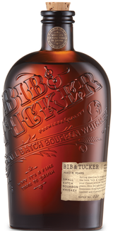 Bib & Tucker Small Batch Bourbon Whiskey 6 year old