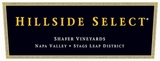 Shafer Hillside Select Cabernet Sauvignon 1996