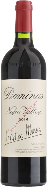 Dominus Napa Valley Red 2014