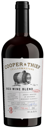 Cooper & Thief Cellarmasters Red Wine Blend 2017