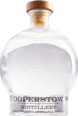 Cooperstown Distillery Abner Doubleday Double Play Vodka