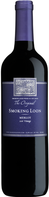 Smoking Loon Merlot 2016