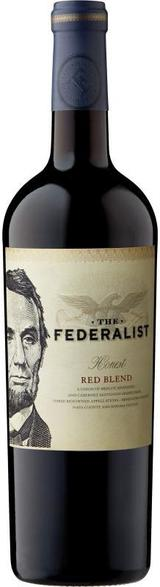 The Federalist Honest Red Blend 2016