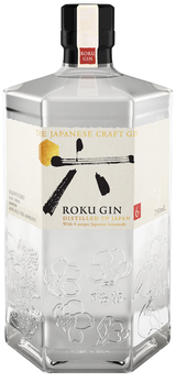 Roku Gin Japanese Craft Gin
