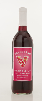 Valenzano Raspberry Wine