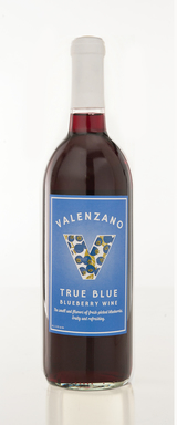 Valenzano Blueberry Wine