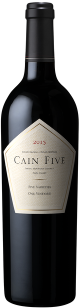 Cain Five 2015