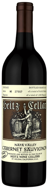 Heitz Cellar Martha's Vineyard Cabernet Sauvignon 2014