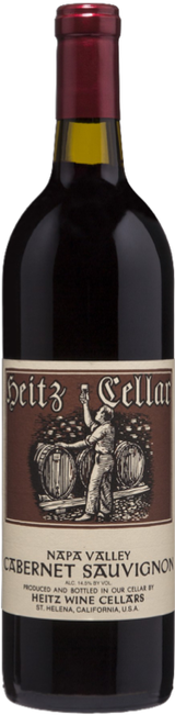 Heitz Cellar Napa Valley Cabernet Sauvignon 2015