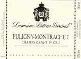 Domaine Latour-Giraud Puligny Montrachet Champs Canet 2017