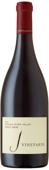 J Vineyards & Winery Russian River Valley Pinot Noir 2017