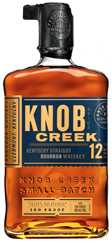 Knob Creek Kentucky Straight Bourbon Whiskey 12 year old