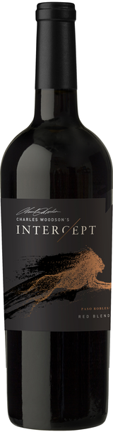 Charles Woodson Wines Intercept Red Blend 2017