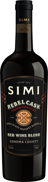 Simi Rebel Cask Red Blend