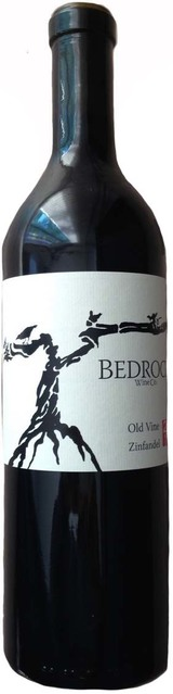 Bedrock Wine Co. Old Vine Zinfandel 2018