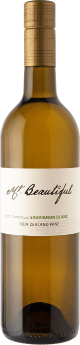 Mt. Beautiful Sauvignon Blanc 2019