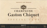 Gaston Chiquet Champagne Special Club 2004