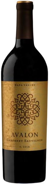 Avalon Napa Valley Cabernet Sauvignon 2018