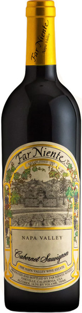 Far Niente Napa Valley Cabernet Sauvignon 2018