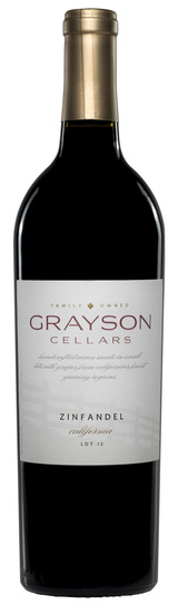 Grayson Cellars Lot 12 Zinfandel 2018