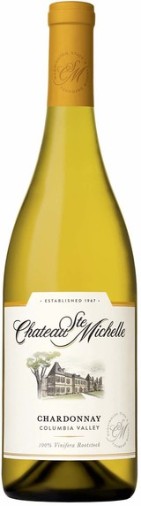 Chateau Ste. Michelle Columbia Valley Chardonnay 2019