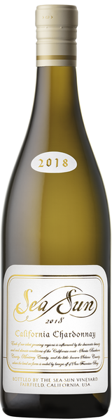 Sea Sun California Chardonnay 2018