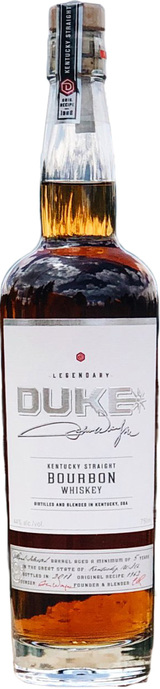 Duke Spirits Small Batch Kentucky Straight Bourbon Whiskey