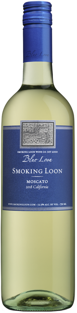 Smoking Loon Moscato 2018