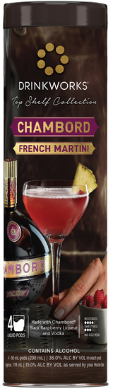 DrinkWorks Chambord French Martini