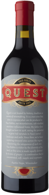 Quest Proprietary Red Blend 2018