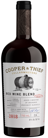 Cooper & Thief Cellarmasters Red Wine Blend 2018