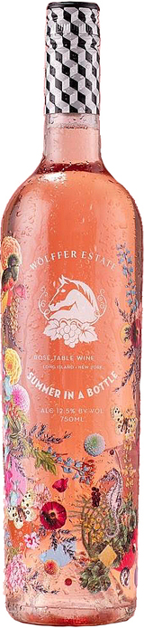 Wölffer Summer in a Bottle Rosé 2019