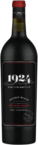 Gnarly Head 1924 Double Black Red Wine Blend 2018