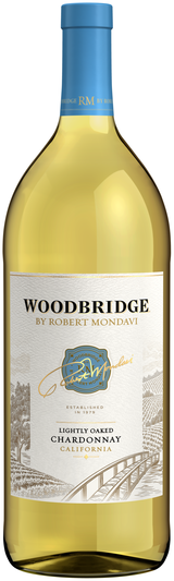 Woodbridge by Robert Mondavi Lightly Oaked Chardonnay