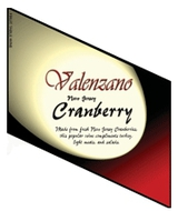Valenzano Cranberry Wine