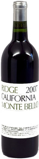 Ridge Vineyards Monte Bello 2007