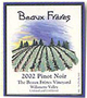 Beaux Freres The Beaux Frères Vineyard Pinot Noir 2002