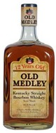 Charles Medley Distillery Old Medley Bourbon Whiskey 12 year old