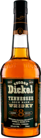 George Dickel No. 8 Sour Mash Tennessee Whisky