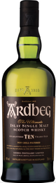 Ardbeg Distillery Single Malt Scotch Whisky 10 year old