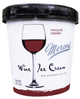 Mercer's Wine Ice Cream Chocolate Cabernet Ice Cream