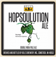 Bell's Brewery Hopsolution Double IPA