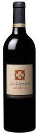 Chateau Lassegue Les Cadrans de Lassegue Saint Emilion Grand Cru 2008