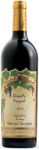 Nickel & Nickel Dragonfly Vineyard Cabernet Sauvignon 2012