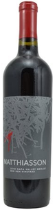 Matthiasson Red Hen Vineyard Merlot 2010