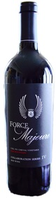 Force Majeure Vineyards Collaboration IV Ciel du Cheval Vineyard 2011