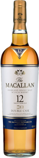 Macallan Double Cask Single Malt Scotch Whisky 12 year old