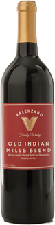 Valenzano Old Indian Mills Blend 2015